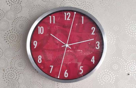 Ρολόι Τοίχου Amanda 30cm