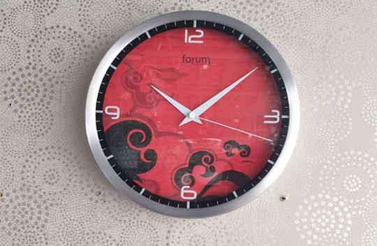 Ρολόι Τοίχου Sierra 25cm