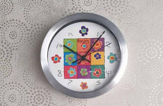 Ρολόι Τοίχου Amelia 20cm
