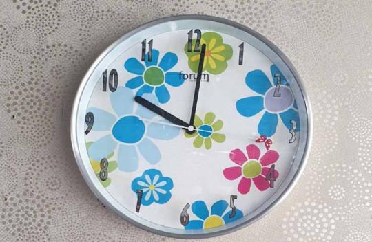 Ρολόι Τοίχου Emma 30cm