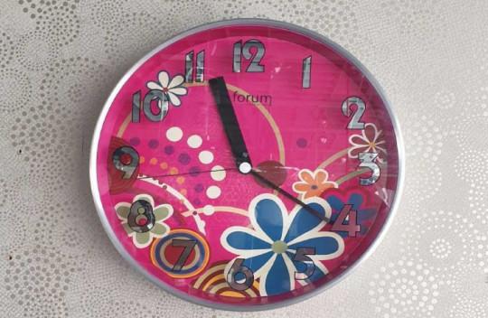 Ρολόι Τοίχου Dafni 30cm