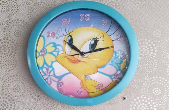 Ρολόι Τοίχου Tweety 30cm