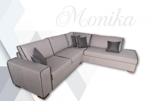 Γωνιακός Καναπές Monika