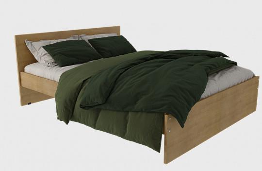 Κρεβάτι Ημίδιπλο Aline