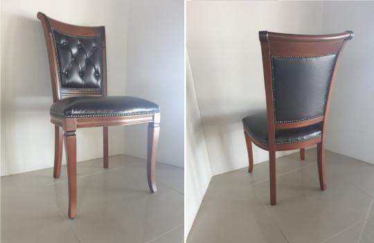 Καρέκλα Τραπεζαρίας Κλασσική Ερμής