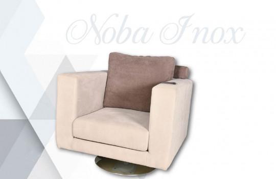 Πολυθρόνα Noba Inox