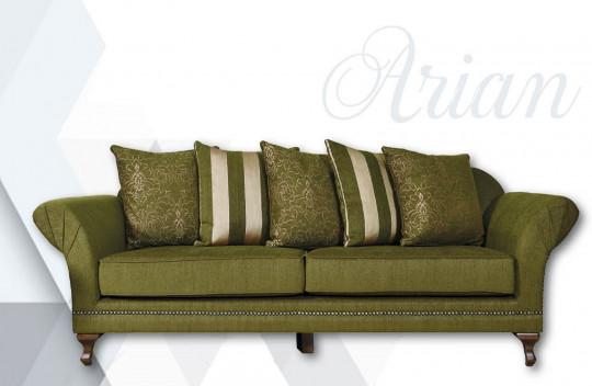 Καναπές Τριθέσιος Arian