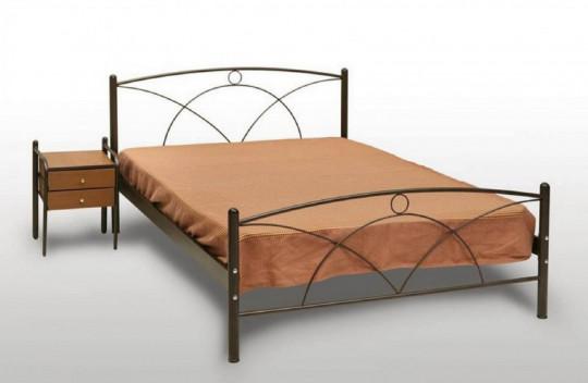 Κρεβάτι Ημίδιπλο Νάξος