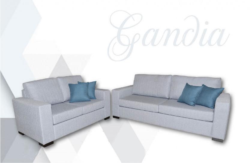 Καναπές Διθέσιος Candia
