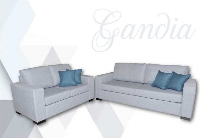 Καναπές Τριθέσιος Candia