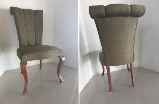 Καρέκλα Τραπεζαρίας Κλασσική Έκτωρ