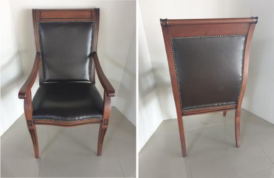 Καρέκλοπολυθρόνα Τραπεζαρίας Κλασσική Λεωνίδας