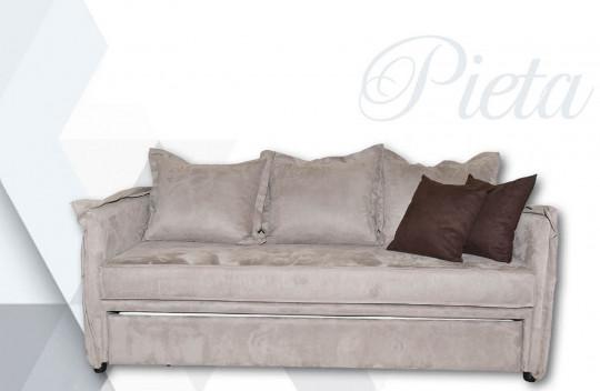 Καναπές Κρεβάτι Τριθέσιος Pieta