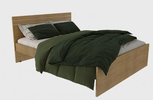 Κρεβάτι Μονό Ίριδα