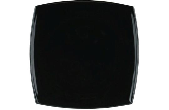 Luminarc Quadrato Noir Πιάτο Φρούτου Black