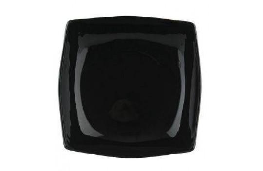 Luminarc Quadrato Noir Πιάτο Βαθύ Πορσελάνης Black