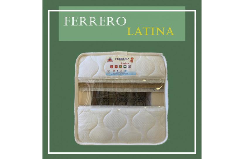 Ferrero Latina Στρώμα Μονό