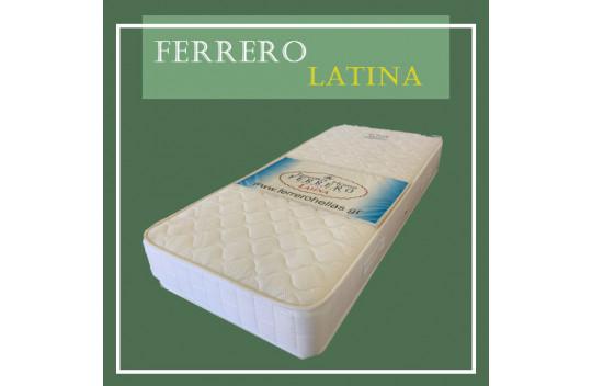 Ferrero Latina Στρώμα Ημίδιπλο