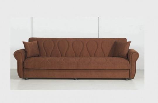 Καναπές Κρεβάτι Τριθέσιος Lale