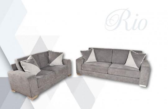 Καναπές Τριθέσιος Rio