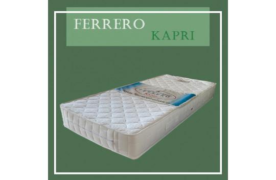 Ferrero Kapri Στρώμα Ημίδιπλο