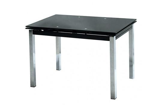 Τραπέζι Κουζίνας Serano Black