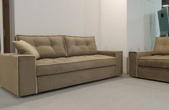 Καναπές Τριθέσιος 120