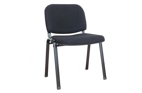 Καρέκλα Επισκέπτη Milos Μάυρη