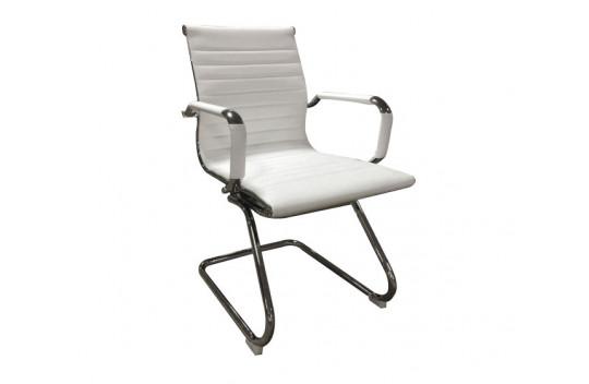 Καρέκλα Επισκέπτη BS8250 Λευκή