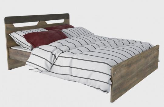 Κρεβάτι Υπέρδιπλο Ερμιόνη