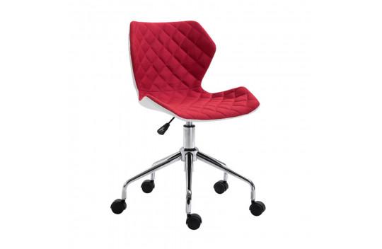 Καρέκλα Γραφείου BS1700 Κόκκινη