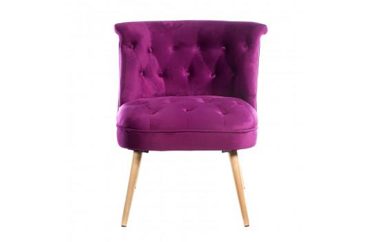 Πολυθρόνα Oxford Purple