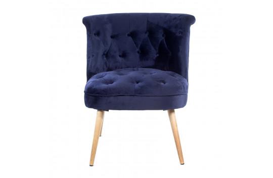 Πολυθρόνα Oxford Blue