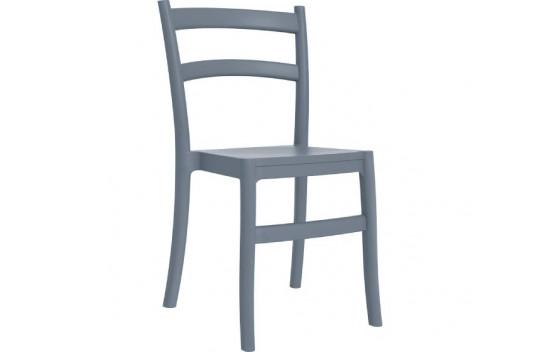 Καρέκλα Tiffany Dark Grey