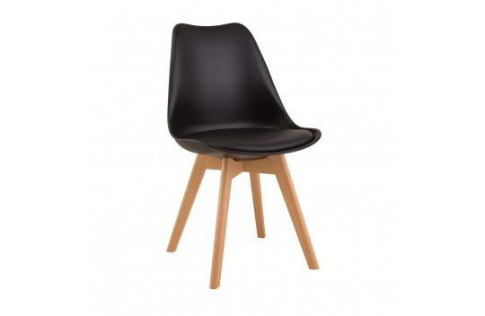 Καρέκλα Κουζίνας Demy Black