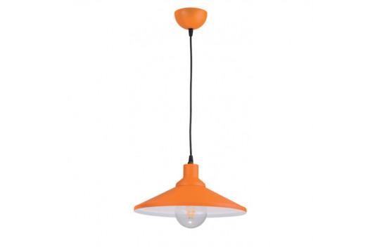Φωτιστικό Μονόφωτο Πορτοκαλί