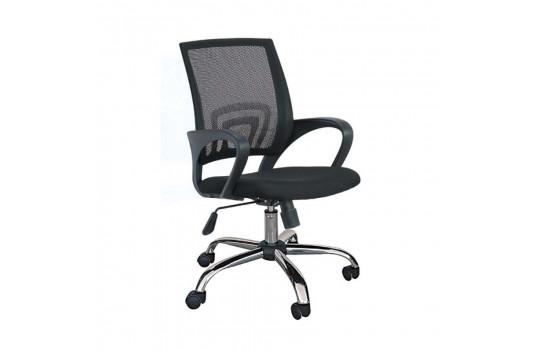 Καρέκλα Γραφείου A1850 Μαύρο