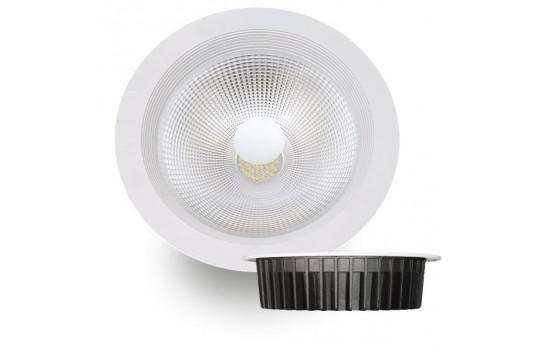 SPOTLIGHT 5836 LED 30W 4000K Χωνευτό Οροφής