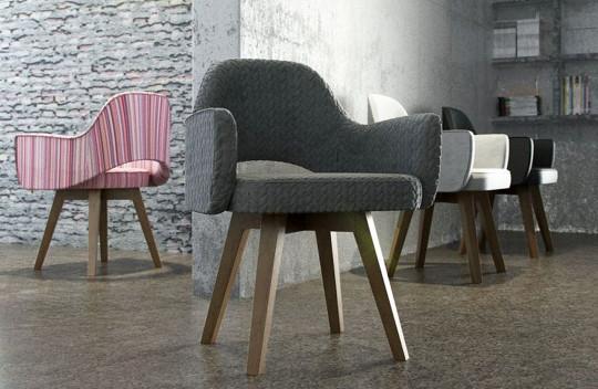 Καρέκλα Τραπεζαρίας ART N°130