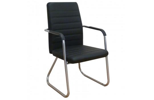 Καρέκλα Επισκέπτη Calvin Black