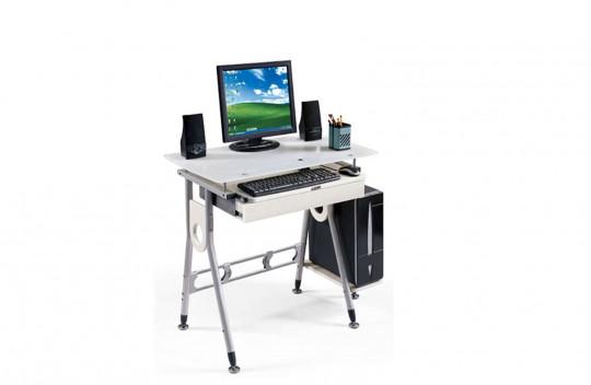 Γραφείο υπολογιστή με Τζάμι